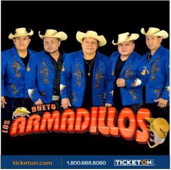 DUETO LOS ARMADILLOS & DJ NANDO: Main Image