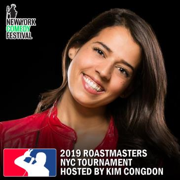 NYCF Presents: Roastmasters Tournament hosted by Kim Congdon: Main Image