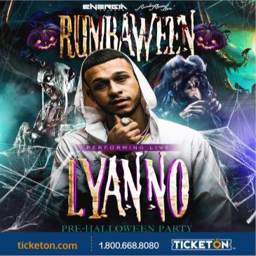 LYANNO PERFORMING LIVE AT RUMBA ROOM LIVE: Main Image