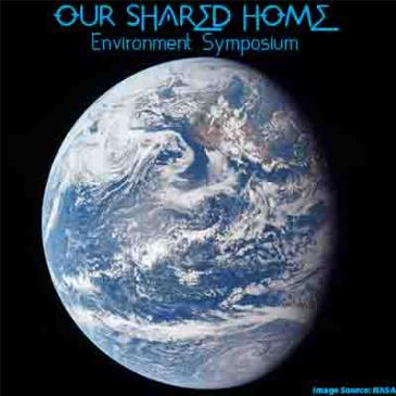 'Our Shared Home' Environment Symposium: Main Image