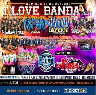I LOVE BANDA FEST: Main Image