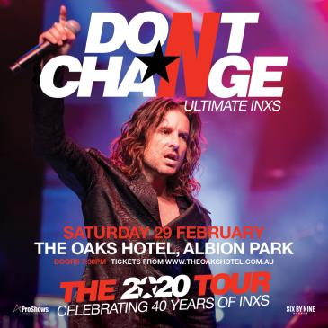 Don't Change - Ultimate INXS-img