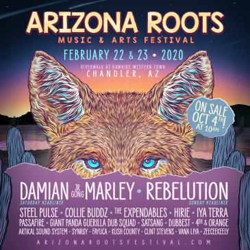 Arizona Roots 2020: Main Image