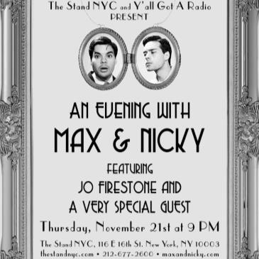 An Evening with Max & Nicky!-img