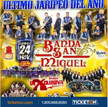 JARIPEO BANDA SAN MIGUEL: Main Image