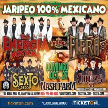 JARIPEO 100% MEXICANO