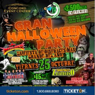 GRAN HALLOWEEN PARTY: Main Image