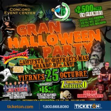 GRAN HALLOWEEN PARTY