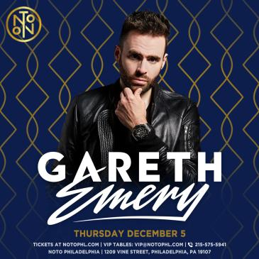 Gareth Emery (Postponed TBA): Main Image