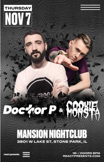 Doctor P & Cookie Monsta: Main Image