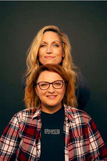 The Jackie & Laurie Show Live!: Main Image