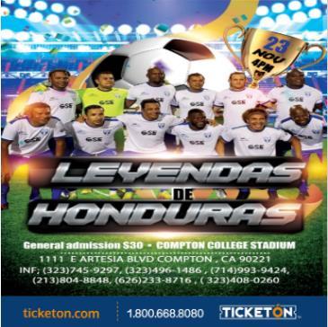 LEYENDAS DE HONDURAS: Main Image