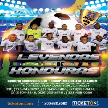 LEYENDAS DE HONDURAS
