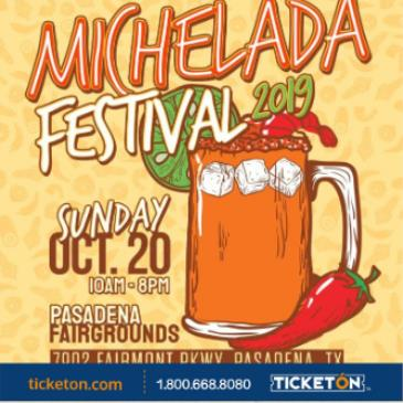 HOUSTON MICHELADA FESTIVAL 2019