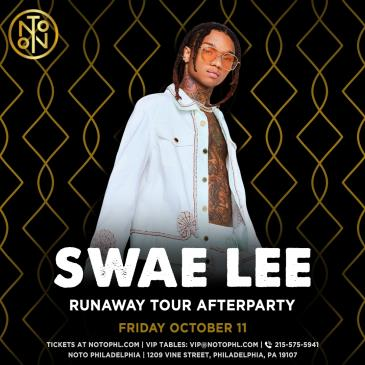 Swae Lee: Runaway Tour Afterparty: Main Image
