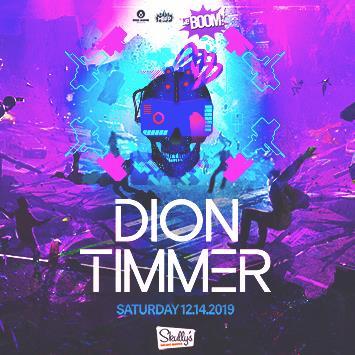 Dion Timmer - COLUMBUS: Main Image