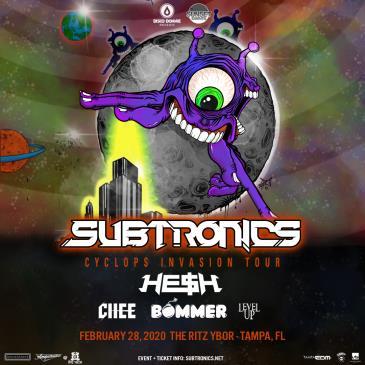 Subtronics - TAMPA: Main Image