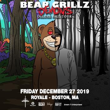 Bear Grillz - BOSTON: Main Image