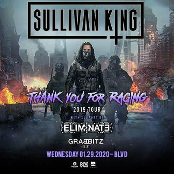 Sullivan King - SAN ANTONIO: Main Image