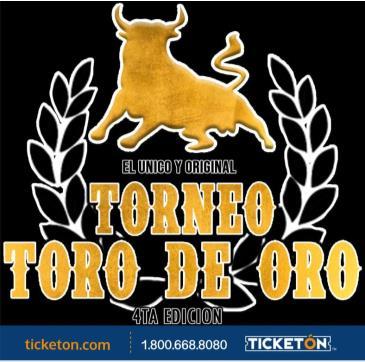 TORNEO TORO DE ORO 4TA EDICION: Main Image