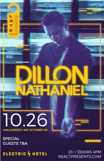 Dillon Nathaniel: Main Image