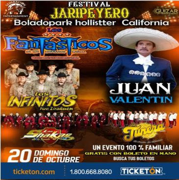 FESTIVAL JARIPEYERO: Main Image