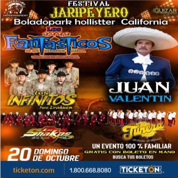 FESTIVAL JARIPEYERO