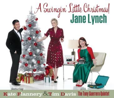 Jane Lynch's A Swingin' Little Christmas!: Main Image