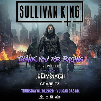 Sullivan King - AUSTIN: Main Image
