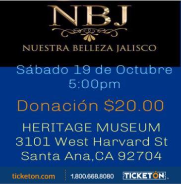 NUESTRA BELLEZA JALISCO: Main Image