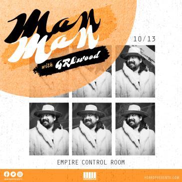 Man Man with GRLwood: Main Image