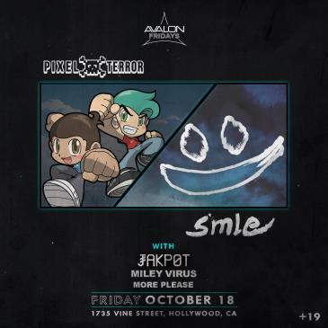 Avalon Presents: Pixel Terror, SMLE, Jakpot, Miley Virus-img