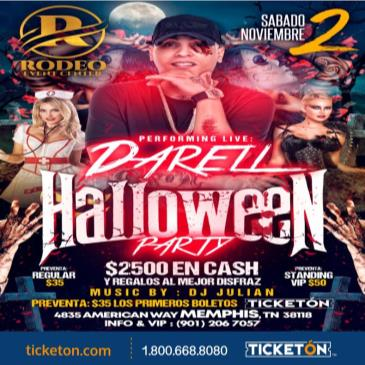DARELL-HALLOWEEN PARTY