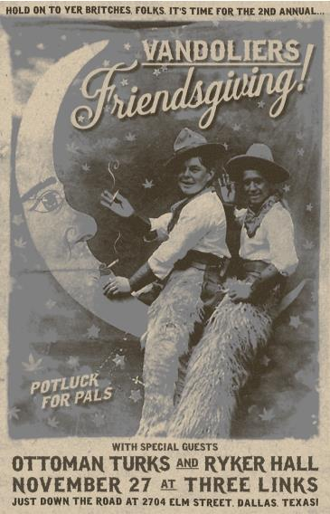 Vandoliers Friendsgiving Potluck: Main Image