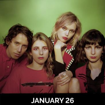 The Paranoyds with The Turnaways-img