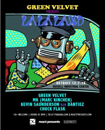 Green Velvet Presents: La La Land: Main Image