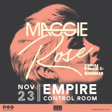 Maggie Rose w/ Them Vibes and Corbella-img