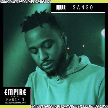 Sango with Savon: Main Image