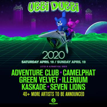 Ubbi Dubbi 2020: Main Image
