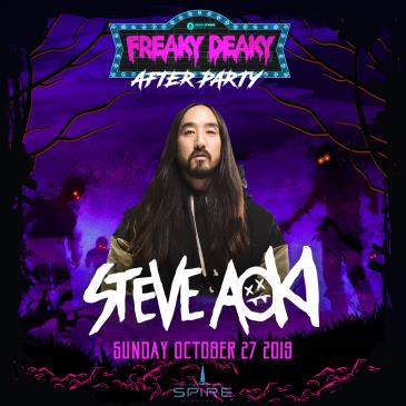 Freaky Deaky After Party Ft. Steve Aoki - HOUSTON: Main Image