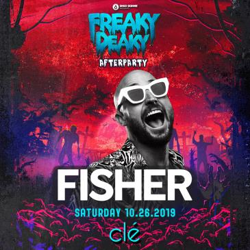 Freaky Deaky After Party Ft. Fisher - HOUSTON: Main Image