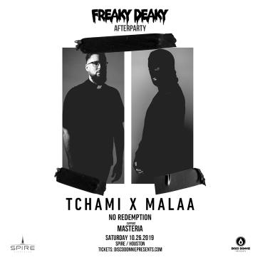 Freaky Deaky After Party Ft. Tchami X Malaa - HOUSTON: Main Image