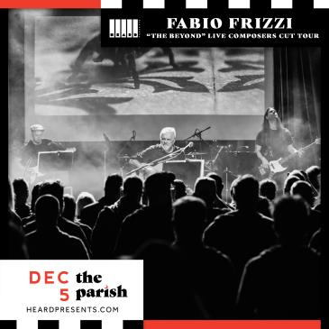 "Fabio Frizzi Performs ""The Beyond"" Live Composer's Cut Tour-img"