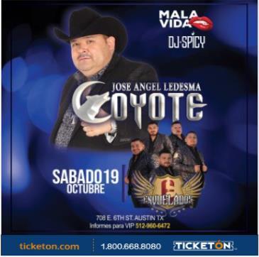 El COYOTE: Main Image