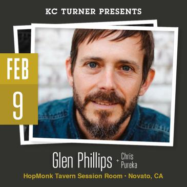 Glen Phillips (Toad the Wet Sprocket) + Chris Pureka: Main Image