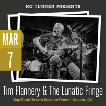 Tim Flannery & The Lunatic Fringe: Main Image
