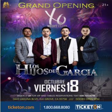 LOS HIJOS DE GARCIA: Main Image