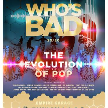 Who's Bad - The Evolution of Pop-img