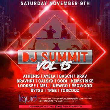 DJ SUMMIT VOL 15: Main Image