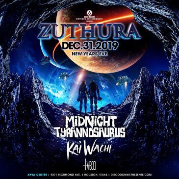 Zuthura NYE Ft. Midnight T, Kai Wachi, TVBOO - HOUSTON-img